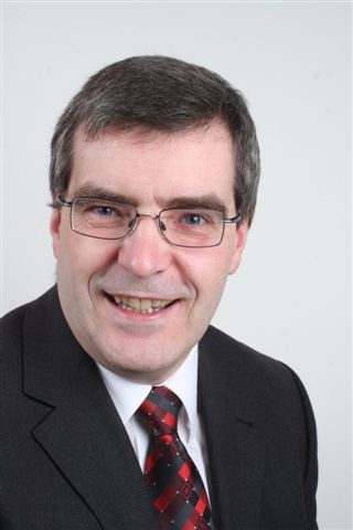 Bürgermeister Hans-Peter Braun