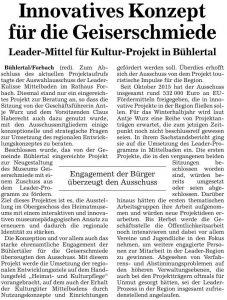 Badische Neueste Nachrichten vom 09.08.2016